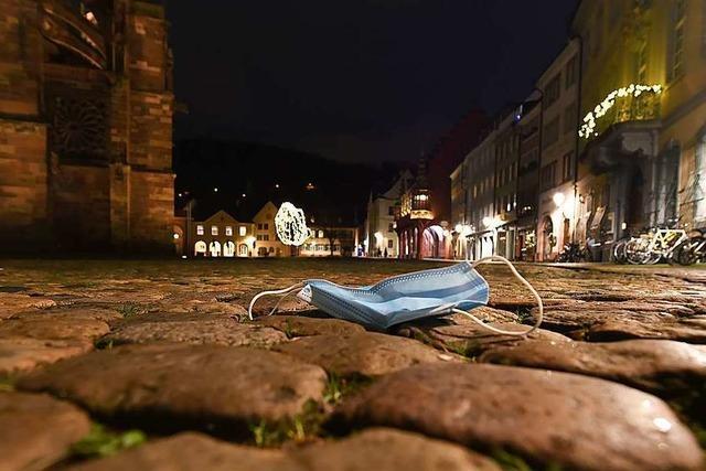 Südbadens Landkreise regeln Aufhebung der Ausgangsbeschränkungen unterschiedlich