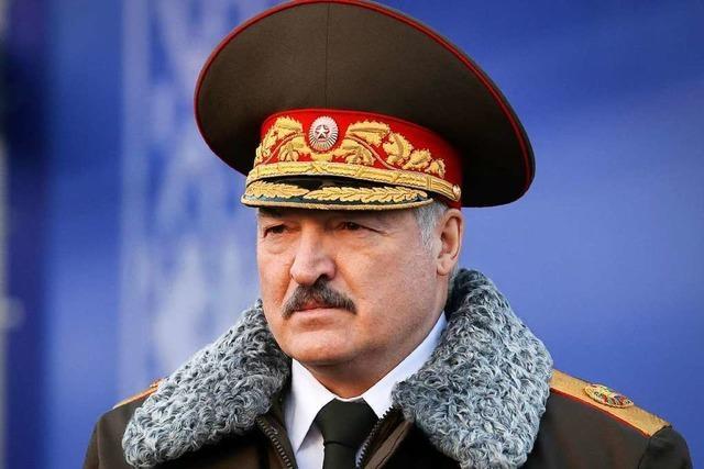 Der Traum von der Freiheit ist ausgeträumt in Belarus