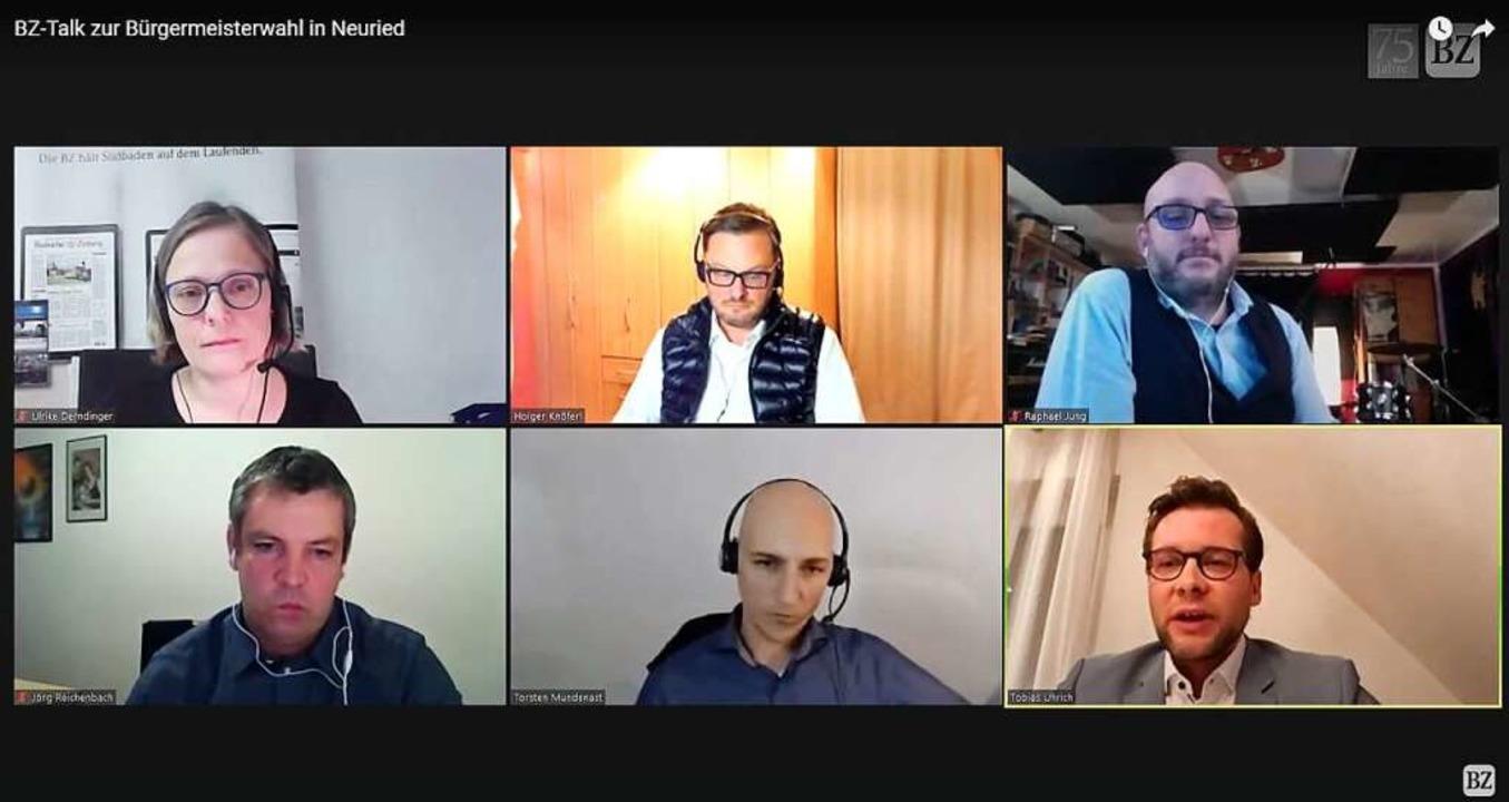 Der BZ-Talk am Donnerstag  | Foto: BZ