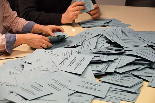 Grenzach-Wyhlen erweitert Briefwahlbezirke