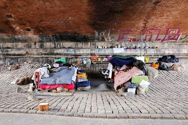 Im Markgräflerland gibt es zwar Wohnungslose, aber auf der Straße lebt fast niemand