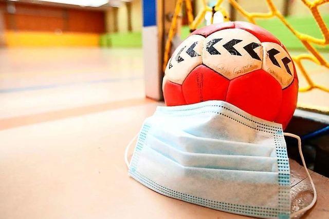 Südbadischer Handball bricht Saison ab – wie planen andere Sportarten?