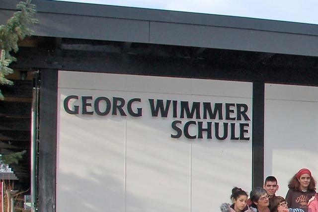 Georg-Wimmer-Schule in Lahr schließt wegen Corona-Mutation