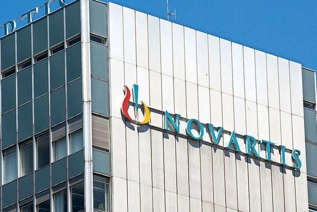 Novartis schafft in Stein einen Life-Science-Park