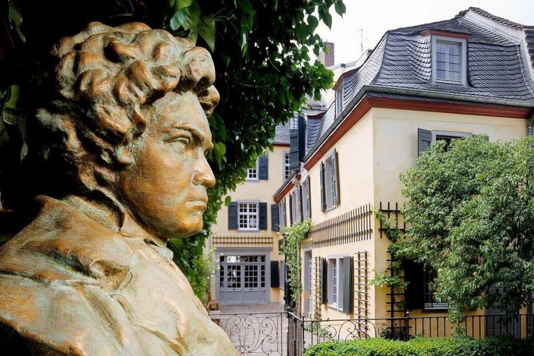 Bonns berühmter Sohn: Ludwig van Beethoven  | Foto: Beethoven-Haus Bonn