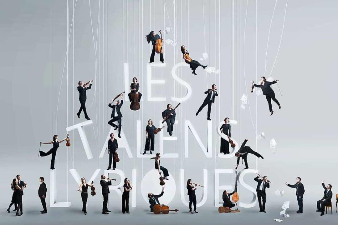 Französisches Barockensemble: Les Talens Lyriques  | Foto: Eric Larrayadieu (cargocollective.com)