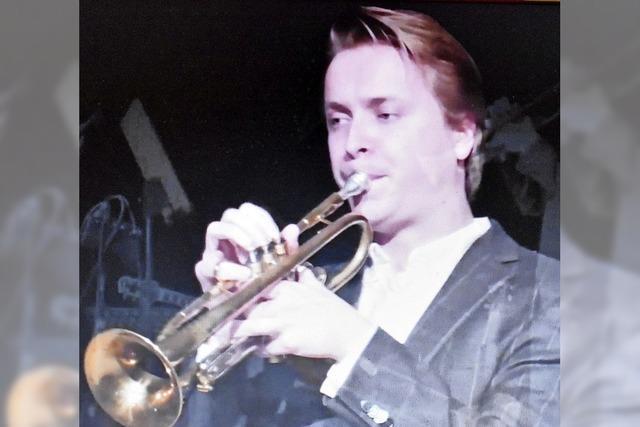 Musikschul-Jazzer am Bildschirm