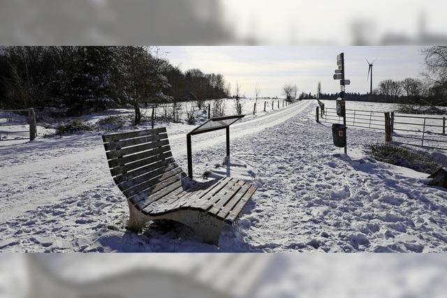 Winter auf dem Langenhard