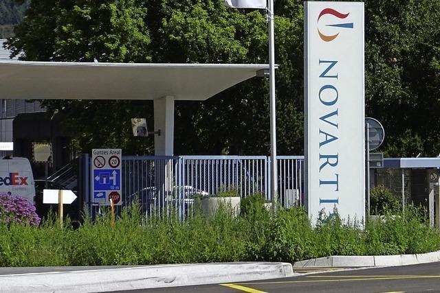Novartis will in Stein einen Life-Science-Park entwickeln