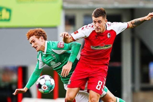 Der SC Freiburg tritt in Bremen an – wo eine Verjüngungskur läuft