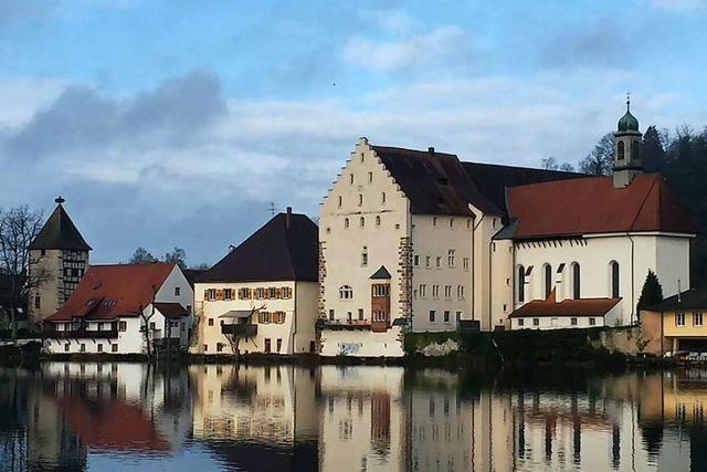 Schloss Beuggen in Rheinfelden könnte erneut den Besitzer wechseln