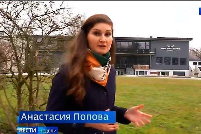 Russisches Staatsfernsehen macht mit Bildern aus Südbaden Stimmung gegen Nawalny