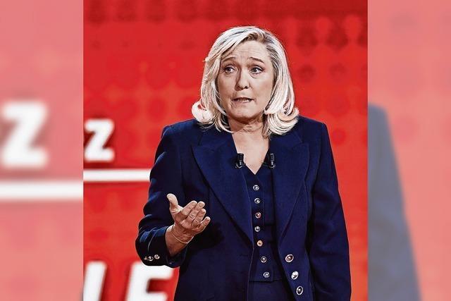 Le Pen will wieder angreifen