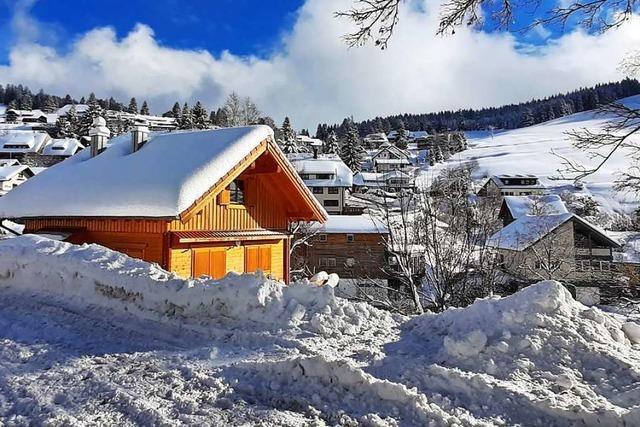 Passt ein Haus mit Flachdach nach Todtnauberg?