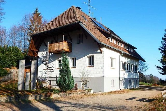 Das Naturfreundehaus bei Altenschwand ist seit Jahren immer gut besucht