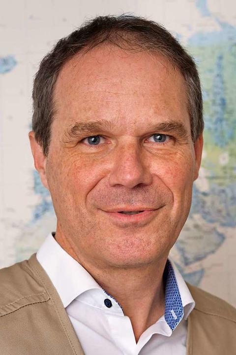 Oliver Müller  | Foto: Caritas