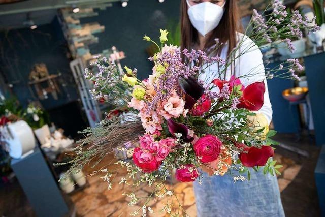 Rosen, Frühlingsblumen oder Herzen? Eine Floristin berichtet, was zum Valentinstag angesagt ist