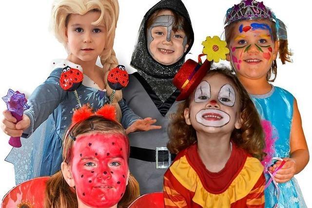 Ritter, Clown und Elsa – welche Kostüme sind bei Kindern beliebt?