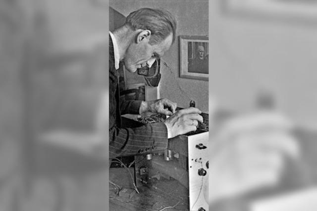 Jan Friedrich Tönnies trieb die neurophysiologische Forschung voran