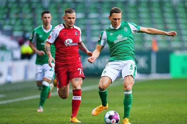 Nils Petersen zum 0:0 in Bremen: