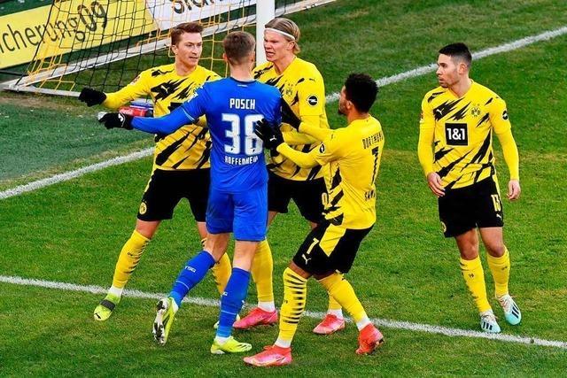 Borussia Dortmund gewinnt wieder nicht – Mainz gelingt Aufholjagd