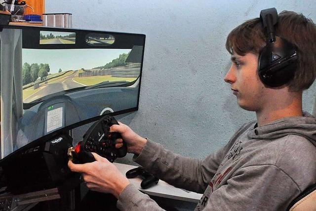 Dieser 17-Jährige aus Bad Bellingen ist Sim-Racing-Champion