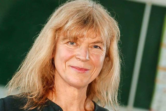 Eva Bähker ist als neue Leiterin der Grundschule ins Amt eingeführt
