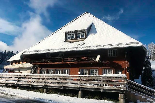 Pächter der Stollenbacher Hütte: