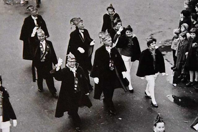 Fotos: Wie Rheinfelden in den 50ern und 60ern Fasnacht feierte