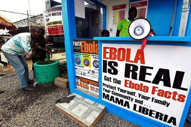 Behörden in Guinea sprechen nach sieben bestätigten Ebola-Fällen von