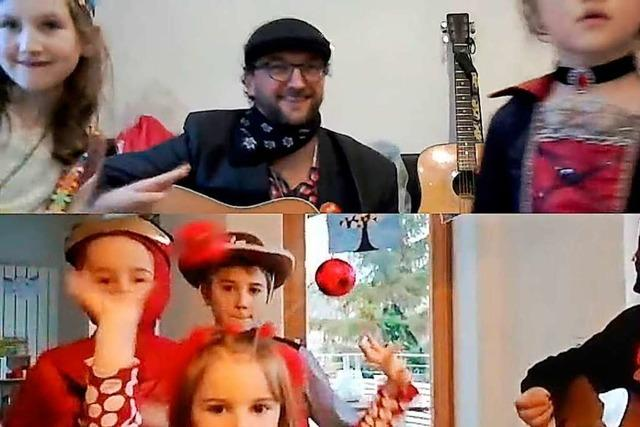 Todtnauer Rätschgosche liefert humorvolle Songs aus dem Homeoffice