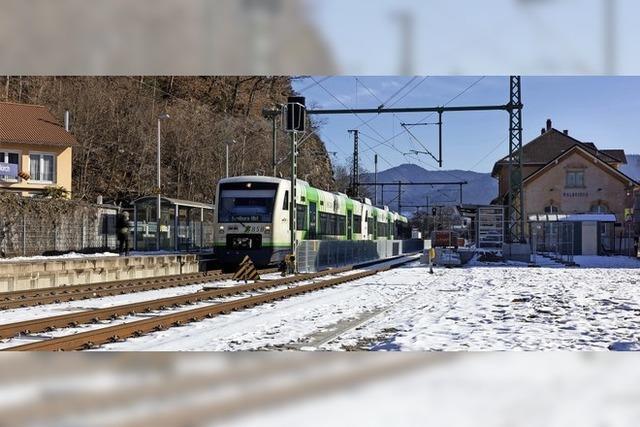 Die Elztalbahn rollt wieder bis Waldkirch