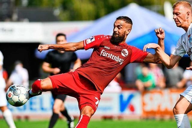 Bahlinger SC zeigt mit 4:0 bei TSG Hoffenheim II starke Reaktion