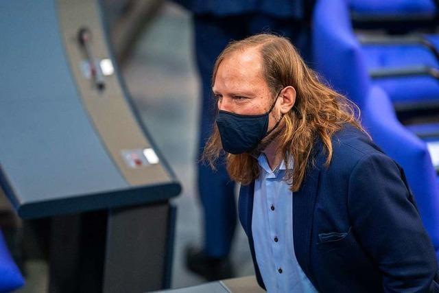 Grünen-Fraktionschef Anton Hofreiter erntet Shitstorm aufgrund zugespitzter Aussage