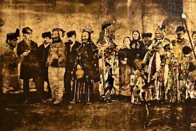 Was eine Fotografie von 1871 über die Rottweiler Fasnacht verrät