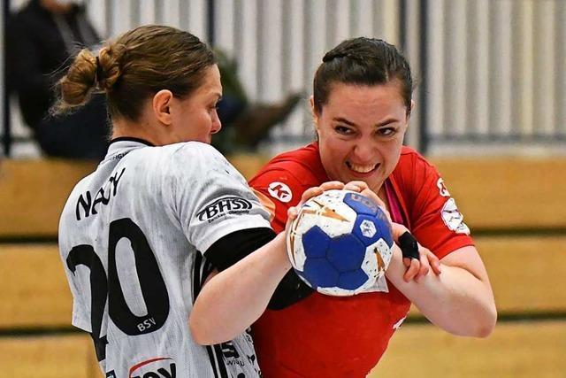 Die HSG Freiburg bekommt Lob von einem Olympiasieger
