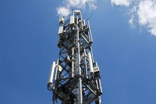 Kleinkems sagt Nein zu einem Mobilfunkmasten