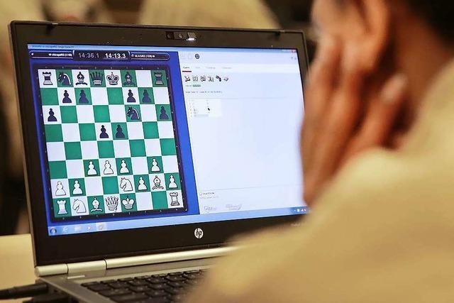 Im Schach läuft trotz Lockdown der Spielbetrieb virtuell weiter
