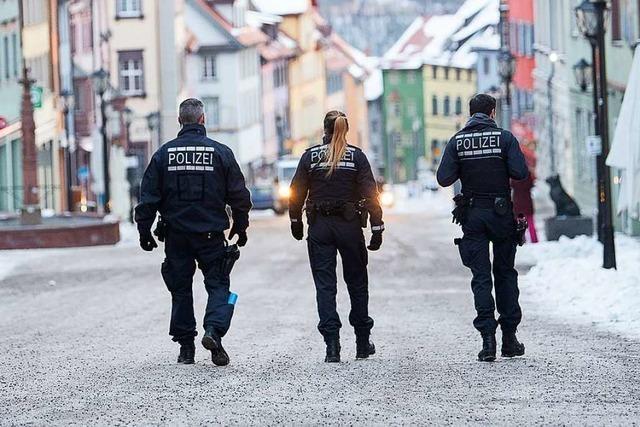 Gastwirt kritisiert Fasnachtseinsatz der Polizei in Zell im Wiesental