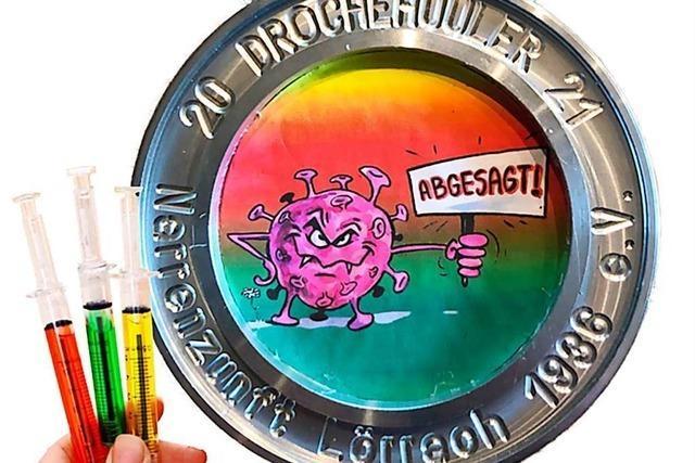 Coronavirus bekommt den Drochehüüler-Orden 2021 verliehen