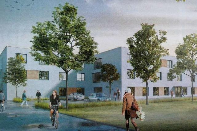 Kosten für den Heimbau in Schliengen jetzt bei 13,6 Millionen Euro