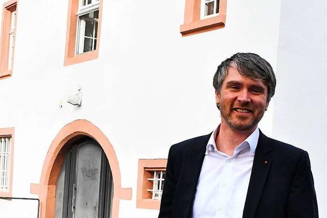 Jonas Hoffmann (SPD) tritt als sozial-ökologischer Modernisierer an