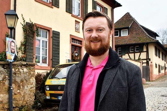 Die Digitalisierung ist für Helge Kaltenbach (FDP) Lösung für vieles