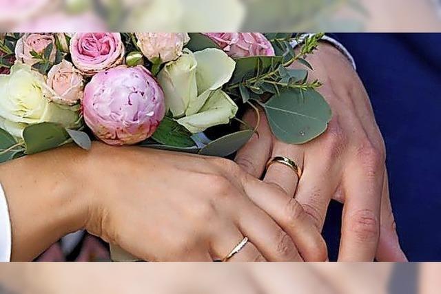 Hochzeitsplanungen unter erschwerten Bedingungen