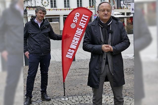 SPD macht sich für bezahlbaren Wohnraum stark