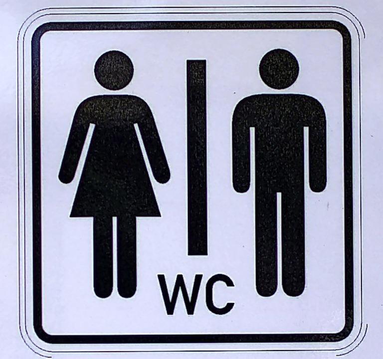 Ein  WC in der Denzlinger Ortsmitte wünscht sich ein Leser.  | Foto: Jens Büttner