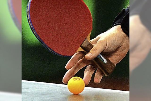 Auch Tischtennis bricht die Saison ab