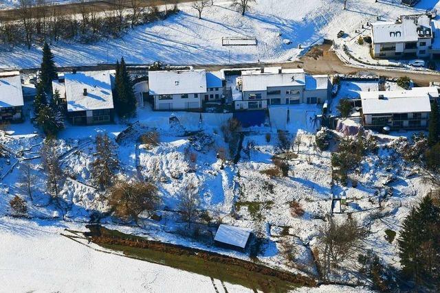 Nur noch ein Gebäude ist in Schopfheim noch nicht wieder freigegeben