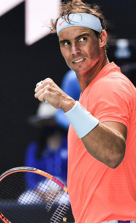 Rafael Nadal  | Foto: PAUL CROCK (AFP)