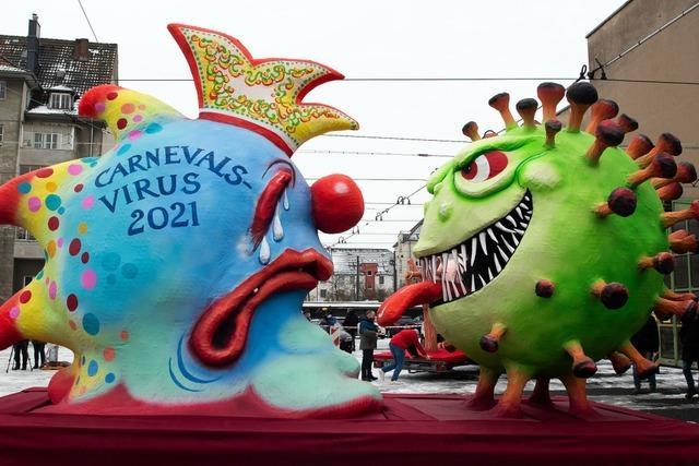 Karneval im Zeichen von Corona